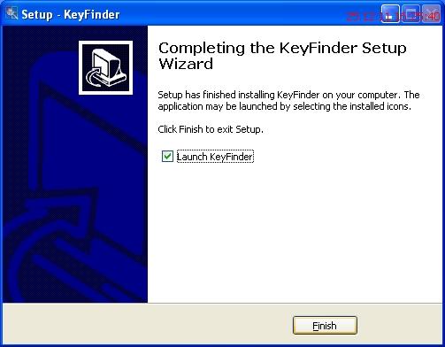 программа  для  поиска  ключей