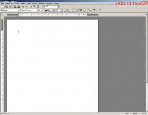 Бесплатный  текстовый  редактор - AbiWord