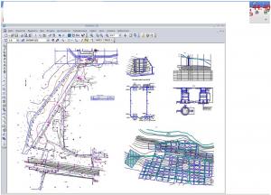 компас 3D v14 интерфейс  прогаммы-лист комплекта  НВК