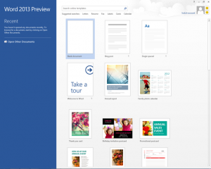 Microsoft Office  раздел - редактор Word
